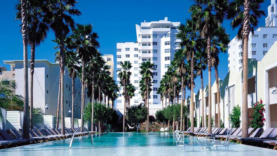 hottest miami hotel