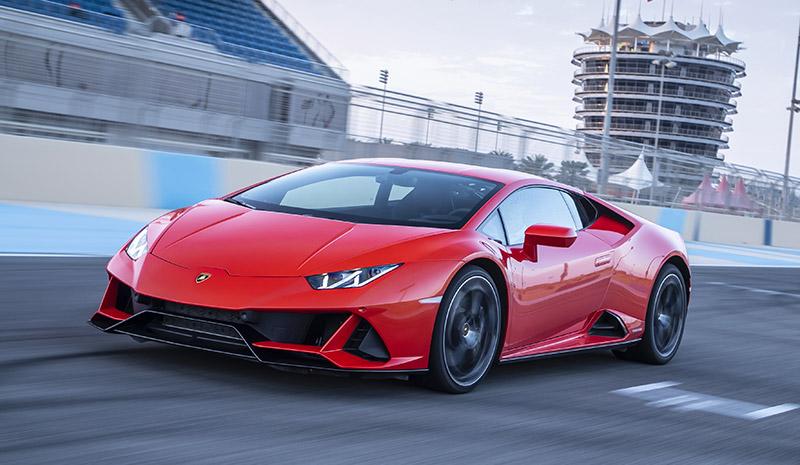 best supercars Lamborghini Huracán EVO