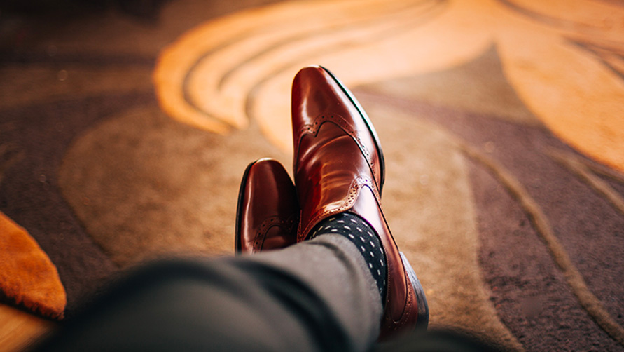 Properly Care For Your Leather Shoes