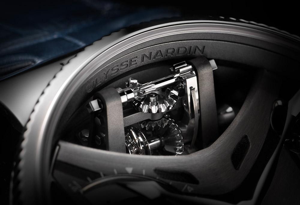 Ulysse Nardin Marine Mega Yacht Watch