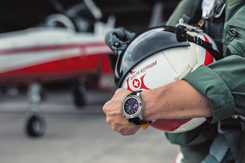 Avenger Swiss Air Force Team Limited Edition