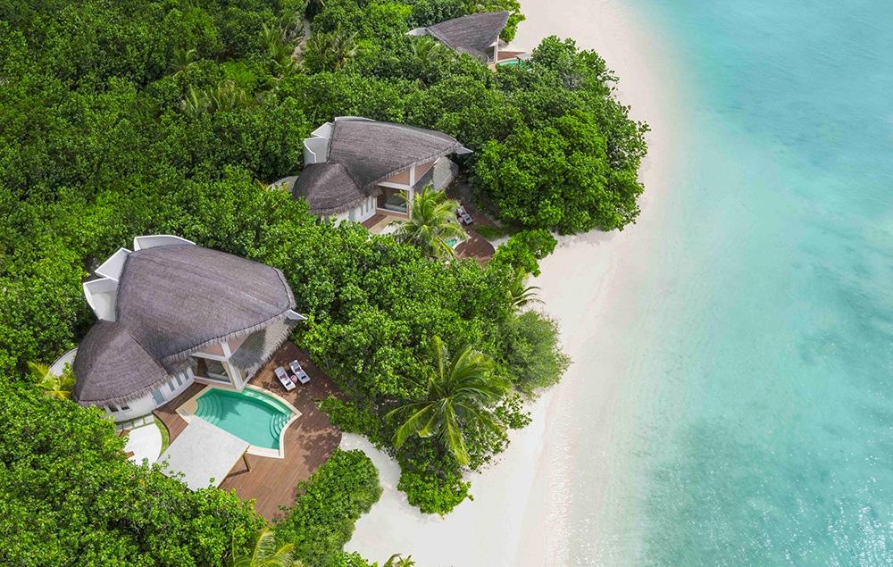 JW Marriott Maldives Resort & Spa, Vagaru island, Maldives