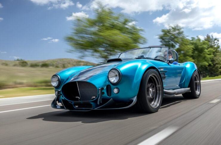 mkIII Shelby Cobra