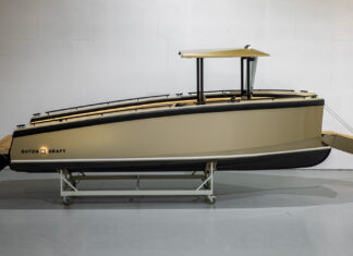 dutchcraft dc25 superyacht tender
